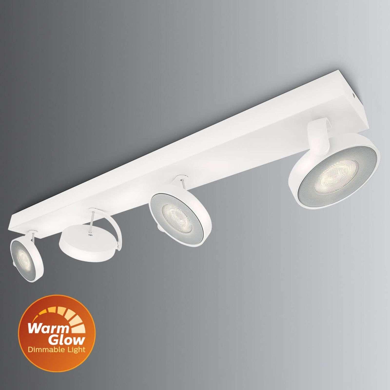 Warm lighting   LED ceiling spotlight Clockwork