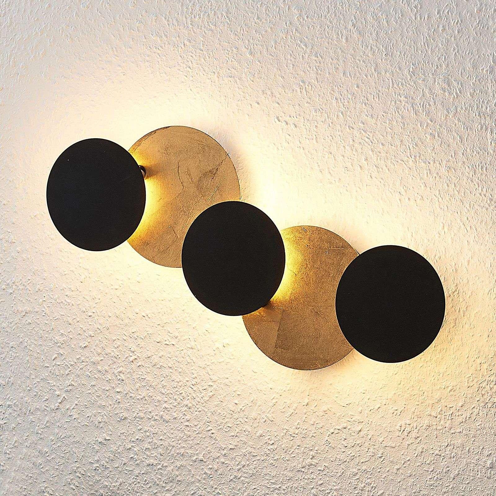 Lindby Grazyna LED wall light  five bulb