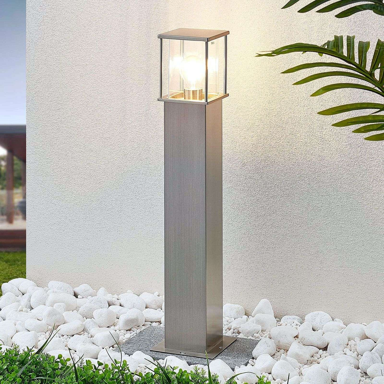 Caspa   stainless steel path lamp