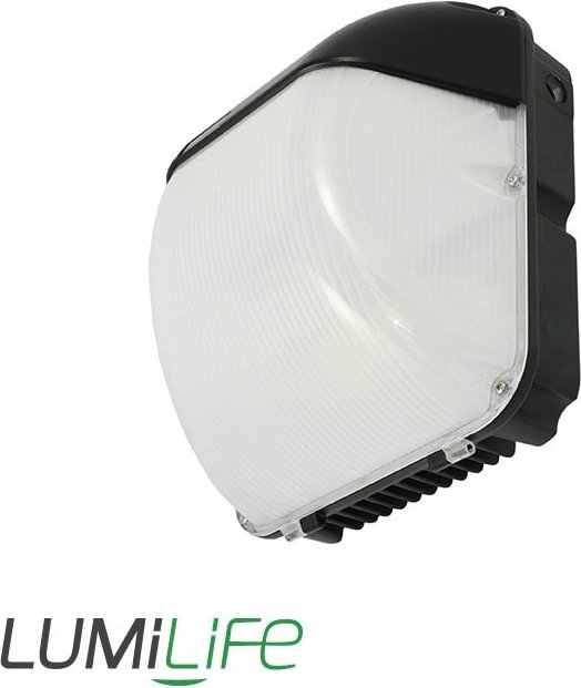 30W IP65 LED Wallpack   Opal Diffuser