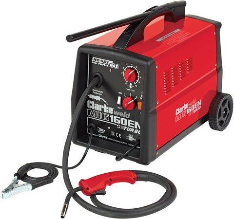 Clarke Clarke MIG160EN Turbo No Gas Gas MIG Welder