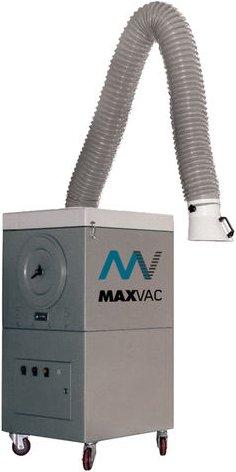 MaxVac MaxVac DB WFE 2200 Dust   Fume Extractor  400V