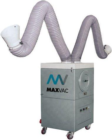 MaxVac MaxVac DB WFE 4000 Dust   Fume Extractor  400V
