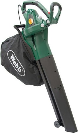 Webb Webb WEEBV260 Electric Garden Blower and Vacuum
