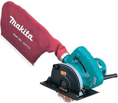 Machine Mart Xtra Makita 4105KB Concrete Cutter  Dry  125mm