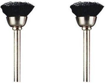 Dremel Dremel 26150404JA 13mm Bristle Brush 2 Pack