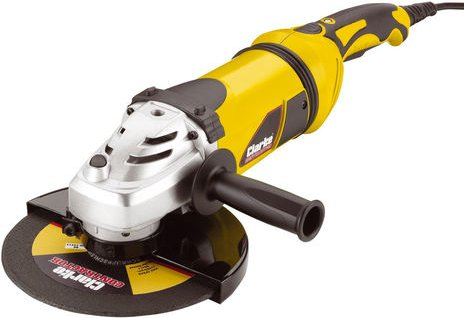 Clarke Contractor Clarke Contractor CON2600 230mm  9   Angle Grinder  230V