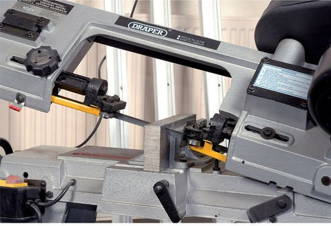 Machine Mart Xtra Draper MBS46A Horizontal and Vertical Metal Cutting Bandsaw  230V