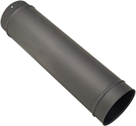 Clarke 500mm x 5  Straight Flue Pipe