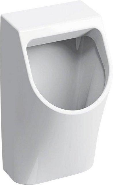 GEBERIT Urinal »Renova Plan«, Zu- und Ablauf nach hinten