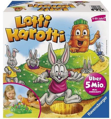 Ravensburger Spiel, »Lotti Karotti«, Made in Germany