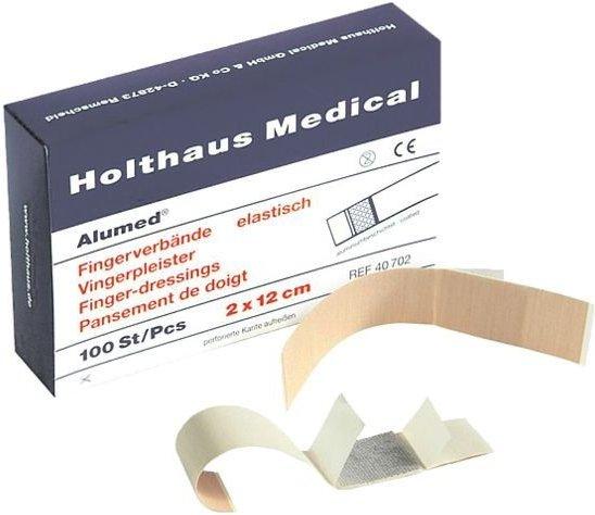 Holthaus Medical 100er-Pack Fingerverband »ALUMED«