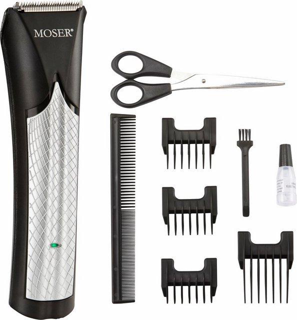 Moser Haar- und Bartschneider 1660.0460 Trend Cut, Blade made in Germany