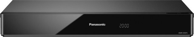 Panasonic »DMR-EX97SEGK« DVD-Rekorder (Full HD, Time-Shift, 3D-fähig, Video Upscaling, 500 GB Festplatte)