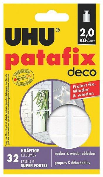 UHU Doppelseitige Klebepads 47910 »patafix«