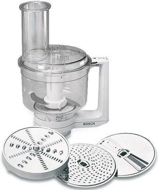 BOSCH Zerkleinereraufsatz MUZ4MM3, Zubehör für alle Bosch Küchenmaschinen der Reihe MUM4…
