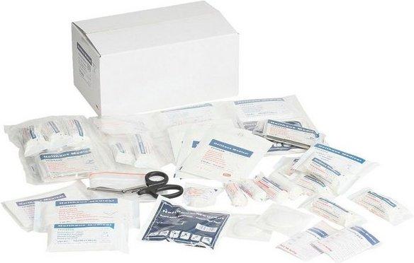 Holthaus Medical 126-teiliges Füllsortiment DIN 13169 für Erste Hilfe