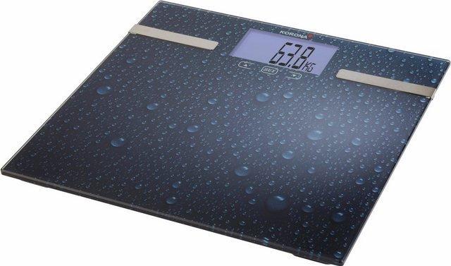 KORONA Körper-Analyse-Waage »DARIA 73550«