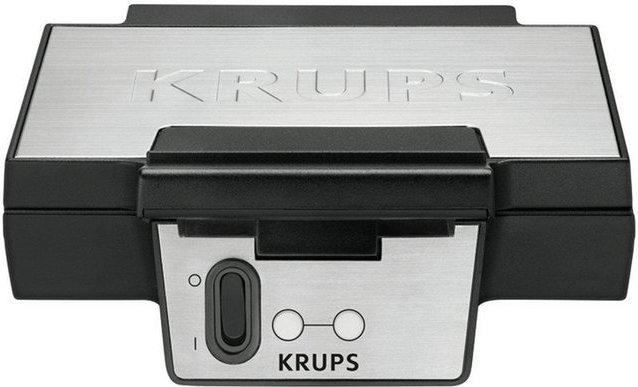 Krups Waffeleisen FDK251, 850 W