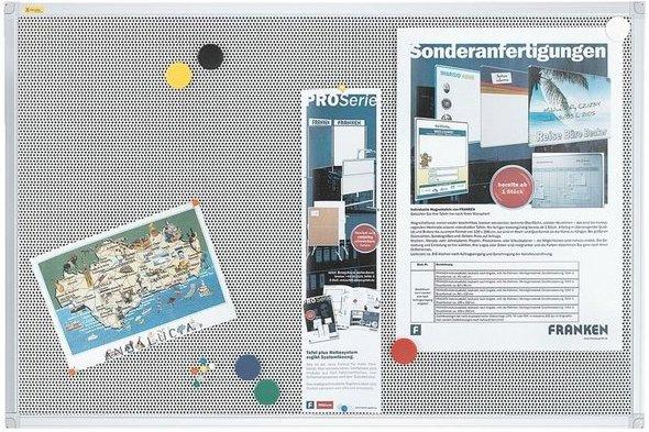 FRANKEN Textil-Pinnwand 90 x 60 cm »Pin´n´Mag PM3602«