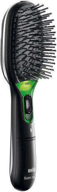 Braun Haarglättbürste Satin Hair 7 IONTEC BR710, mit Ionentechnologie zur Förderung des Glanzes
