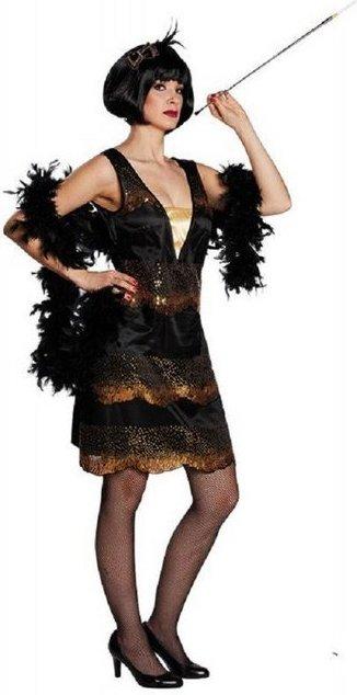 Flapper Girl Daisy 20er Jahre Damenkostüm