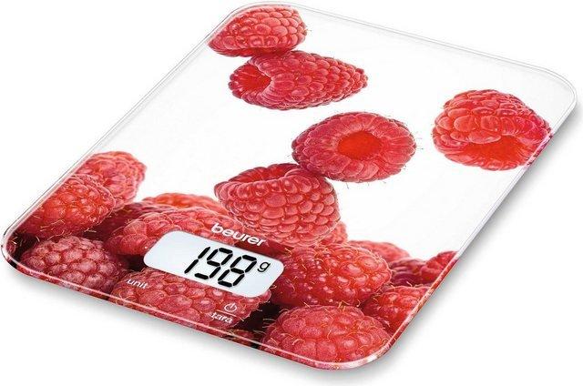 BEURER Küchenwaage »KS 19 berry«