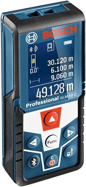Bosch Professional Laser-Entfernungsmesser »GLM 50 C«