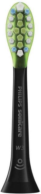 Philips Sonicare Aufsteckbürsten »Premium White«, für DiamondClean Smart HX9062/33