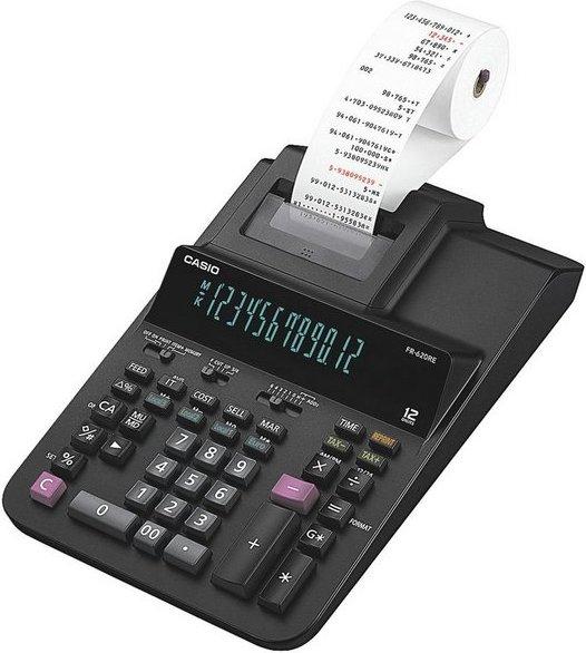 CASIO Druckender Tischrechner »FR-620RE«