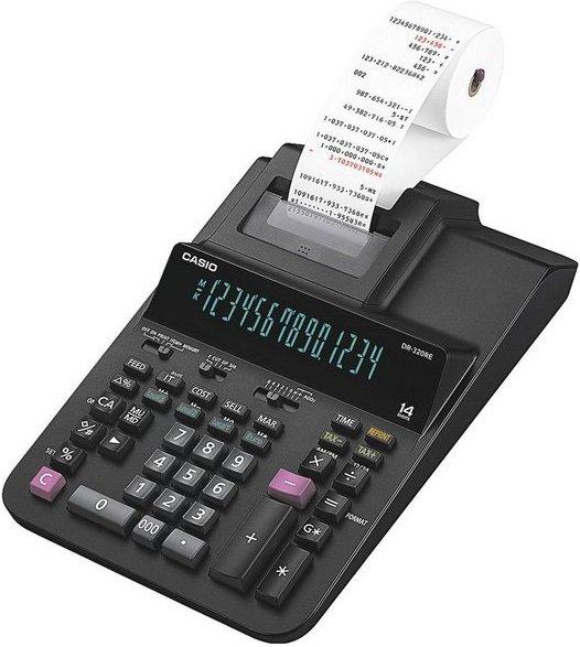 CASIO Druckender Tischrechner »DR-320RE«