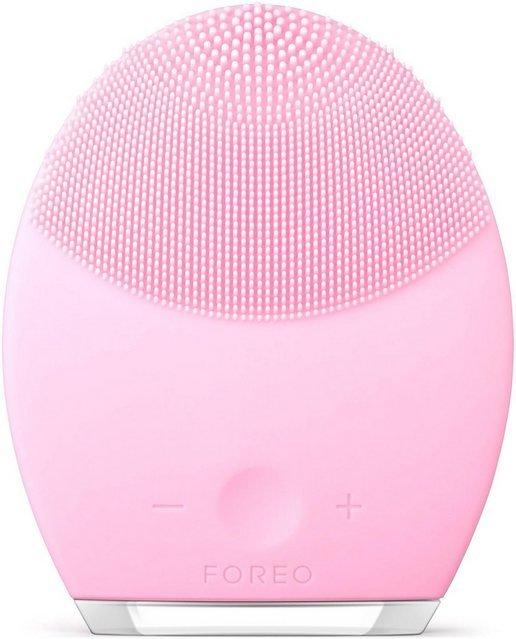 FOREO Elektrische Gesichtsreinigungsbürste »LUNA 2 für Normale Haut«