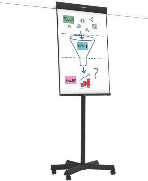 LEGAMASTER Flipchart Triangle Sternfuß, mobil »Universal«