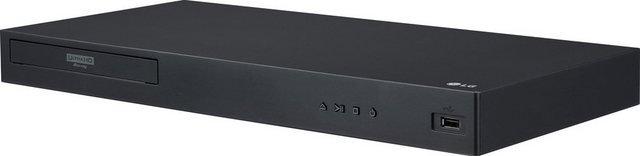 LG »UBK90« Blu-ray-Player (4k Ultra HD, WLAN, 4K Upscaling)