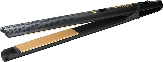 BaByliss Glätteisen »ST410E« Keramik-Beschichtung, Gold Ceramic 24mm Straightener 1 Temperature