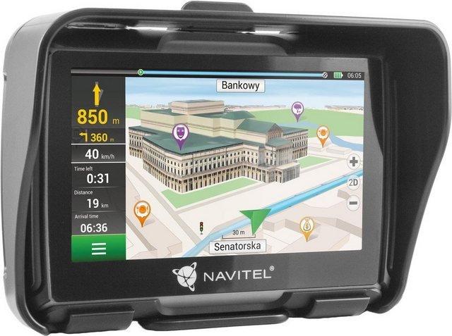 NAVITEL Navigationsgerät »G550 MOTO«