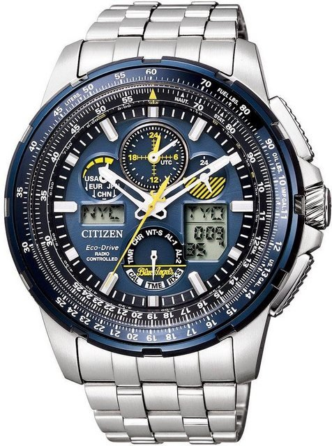 Citizen Funkchronograph »Promaster Blue Angel, JY8058-50L«