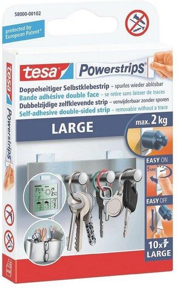 Tesa Powerstrips 58000 bis 1,5 kg »Large«