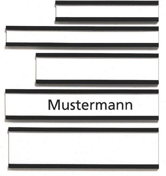 FRANKEN Namensschilder / Fenstermagnete »C125«