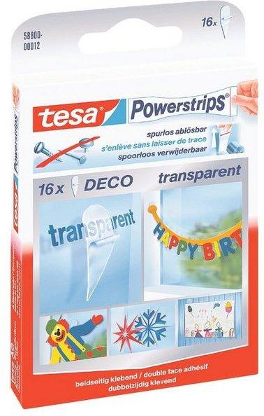 Tesa Powerstrips 58800 bis 300 g »Deko«