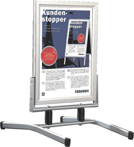 FRANKEN Kundenstopper A1 »Outdoor Plus BS1308«