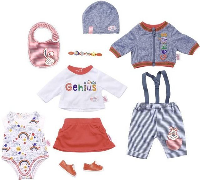 Baby Born Puppenkleidung »BABY born® Deluxe Mix & Match Set« (Set)