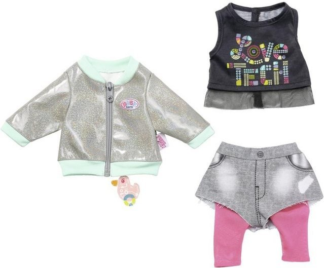 Baby Born Puppenkleidung »BABY born® City Outfit«