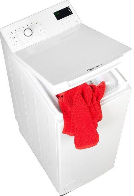 BAUKNECHT Waschmaschine Toplader WMT EcoStar 722 Di, 7 kg, 1200 U/Min