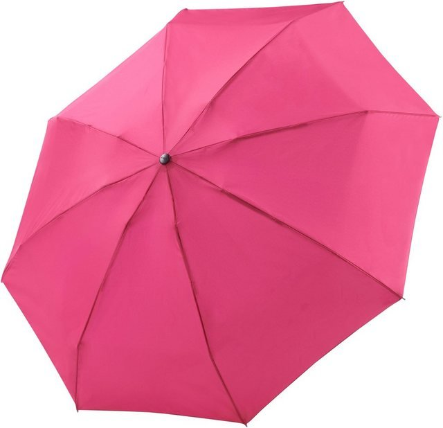 Knirps® Taschenregenschirm »X1 pink«