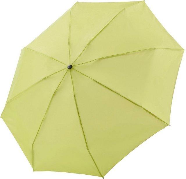 Knirps® Taschenregenschirm »X1 lemon«