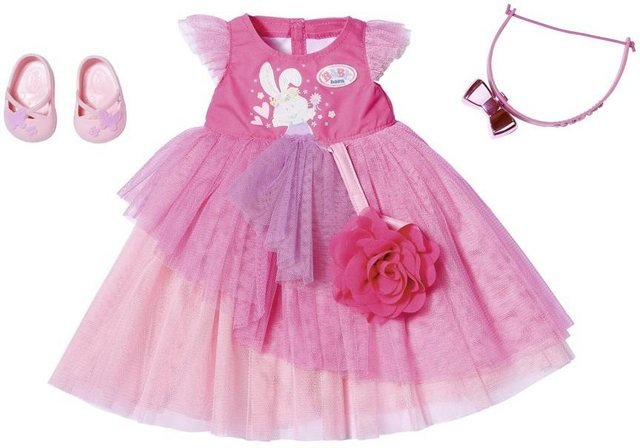 Baby Born Puppenkleidung »BABY born® Boutique Deluxe Ballkleid«