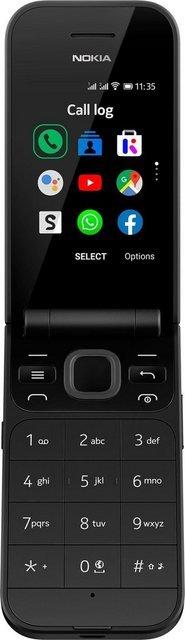 Nokia 2720 Klapphandy (7,1 cm/2,8 Zoll, 4 GB Speicherplatz, 2 MP Kamera)