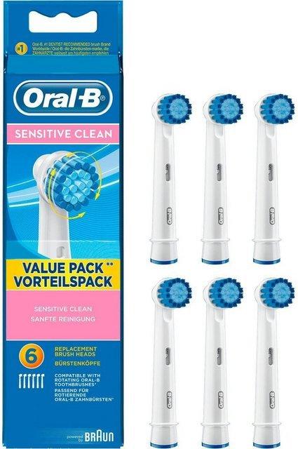 Oral B Aufsteckbürsten »Sensitive«