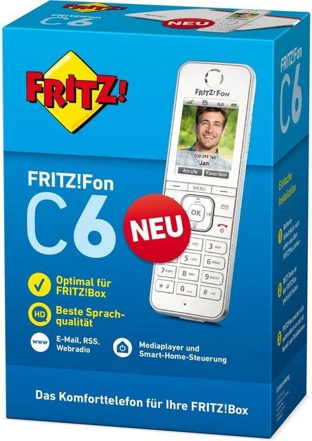 AVM Mobilteil »FRITZ!Fon C6 Mobilteil«